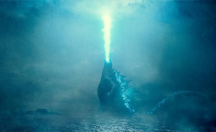 Valley News - 'Godzilla': A monster eats the whole plot