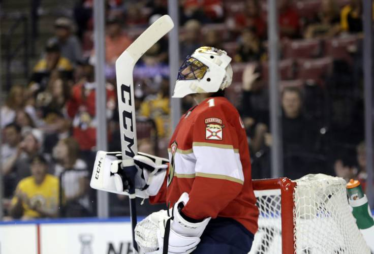 Valley News Nhl Roundup Panthers Edge Bruins