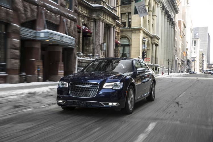The 2017 Chrysler 300c Platinum Is A Good Car Luxurious Quiet On Road Comfortable And Equipped With All Of Latest Advanced Electronic Safety