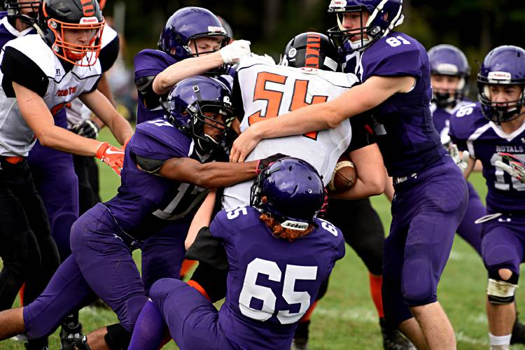 Valley News Mascoma Football Wins First For New Coach