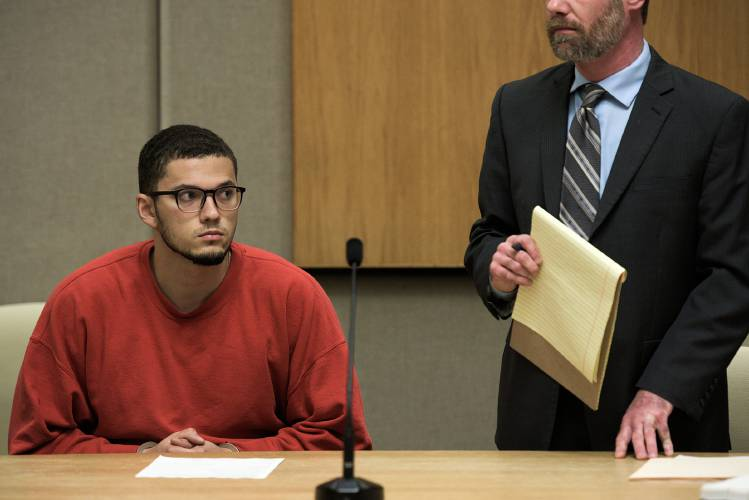 Valley News - Hanover shooting suspect will stay in jail
