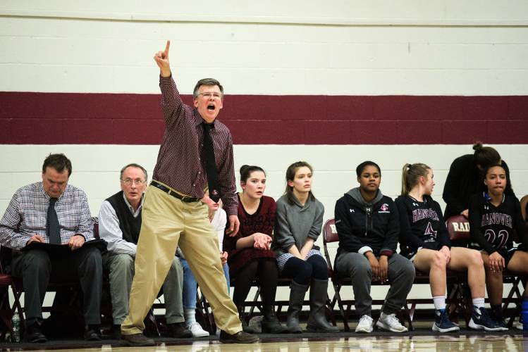 Valley News - A Winning Formula: Hanover Finds Right Blueprint to