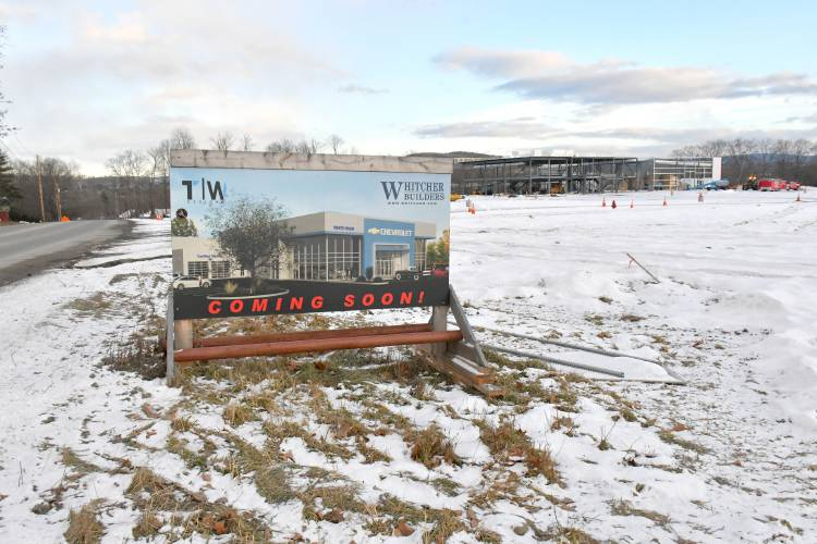 Valley News Wheels In Motion To New Auto Alley In White