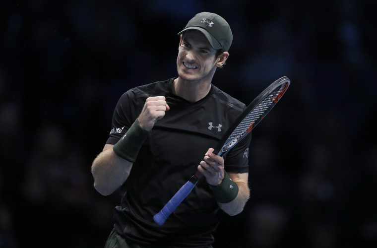 Valley News Murray Ends Year Atop Atp
