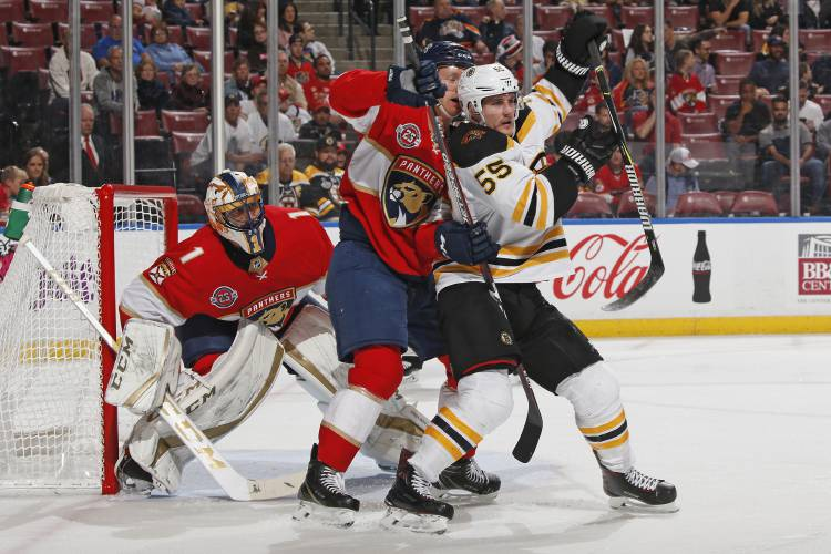 Valley News Nhl Roundup B S Fall Flat In Florida