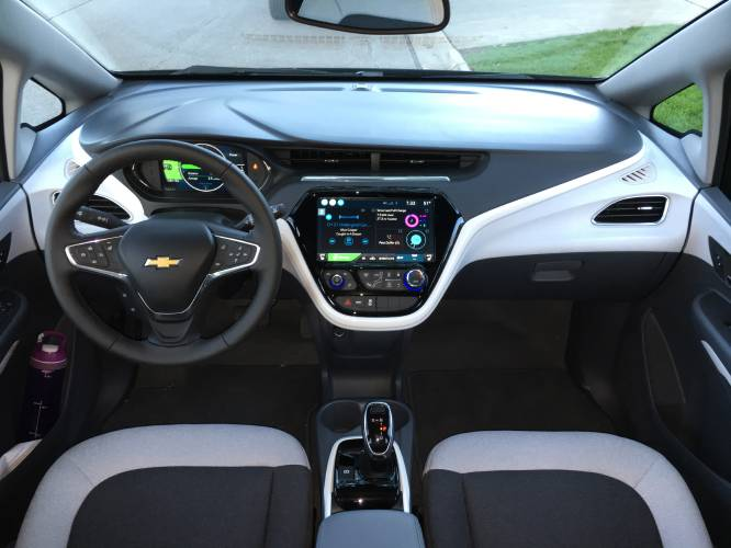 Valley News Auto Review 2017 Chevy Bolt Ev