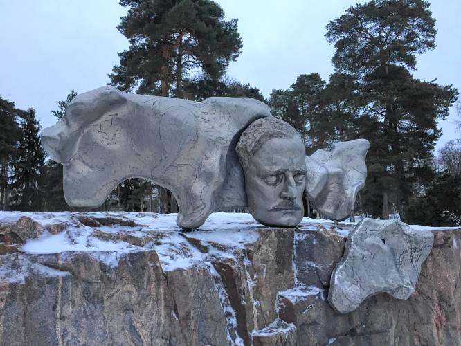 f96193edcde The monument to Finnish composer Jean Sibelius in Helsinki. (Matti Ristola  photograph)