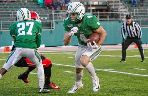 Big Green goes off script in 20-17 loss to Cornell - Valley News