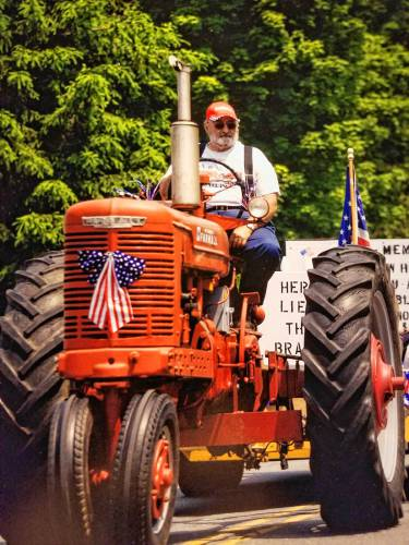 Valley News - A life: Tractor man 'overcame a lot'