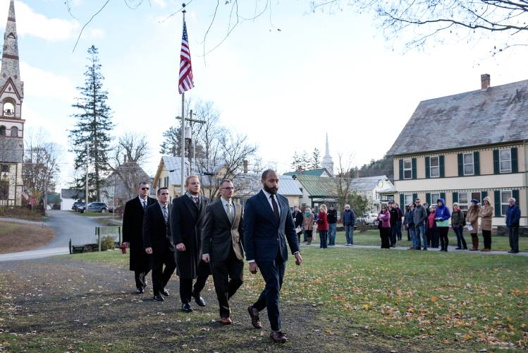 Valley News - VLS Opens Veterans Center