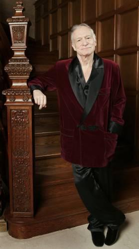 Hugh Hefner Dress