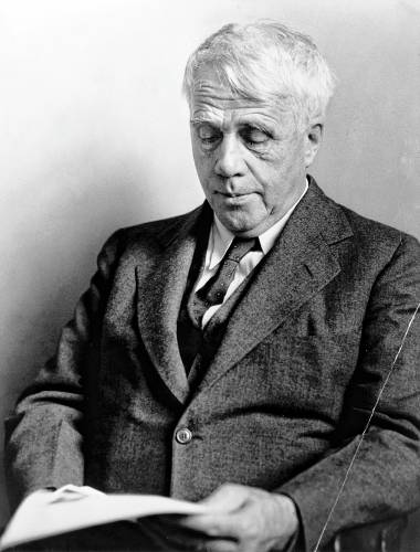 Valley News - A Classic Robert Frost Poem Enters the Public Domain