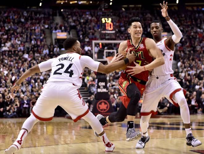 Valley News - NBA Roundup: Raptors Rule at Home Again