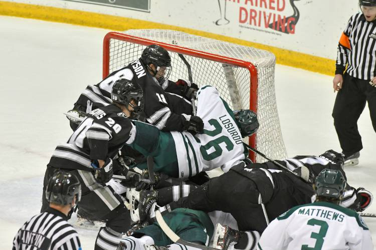 Valley News - Providence Overpowers Dartmouth for Tourney Title