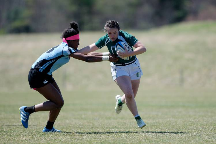 Valley News - Sevens Up  Dartmouth Women Host Ivies in Rugby s ... 496f96345d