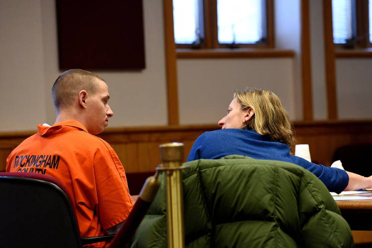 Valley News - Vt  Robbery Suspect Pleads Not Guilty