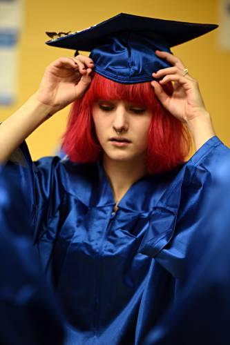Valley News - Hartford graduates reflect on helping each