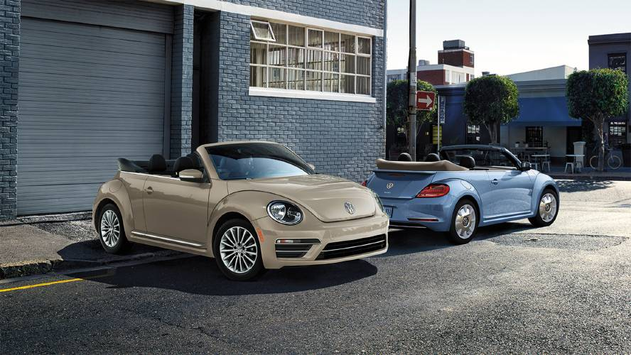 Valley News - The iconic VW Beetle bows out