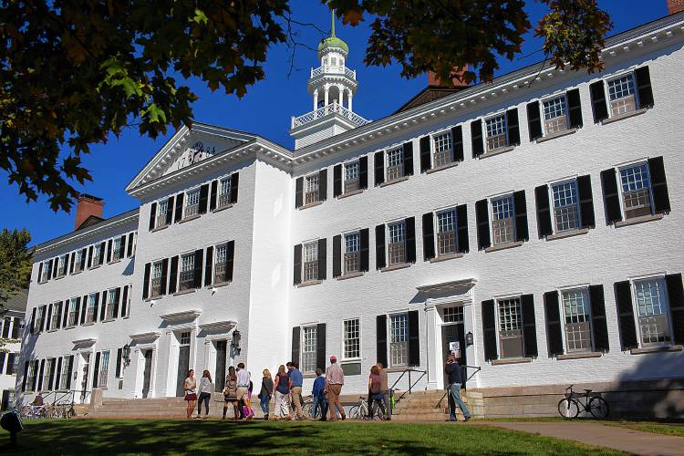 Valley News - Dartmouth to Investigate Hazing Allegations