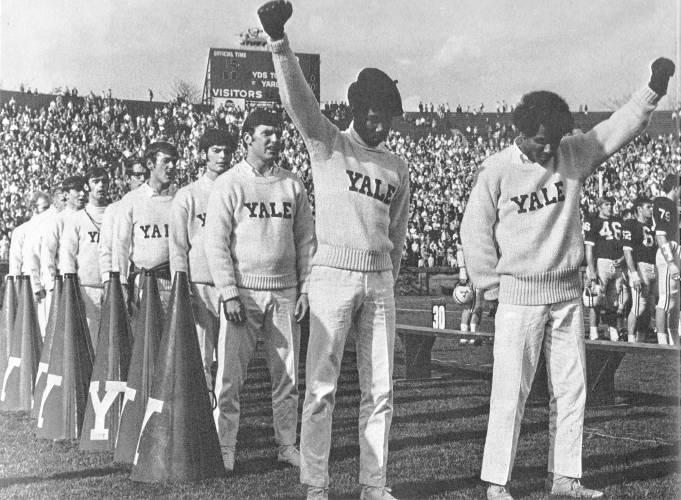 Valley News - Author Examines the Legendary 1968 Harvard