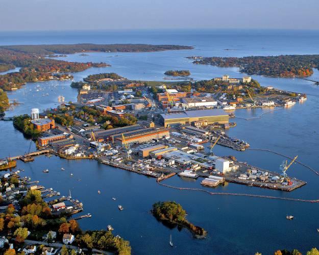 Valley News - U S  Shipyards In Need of Major Repairs