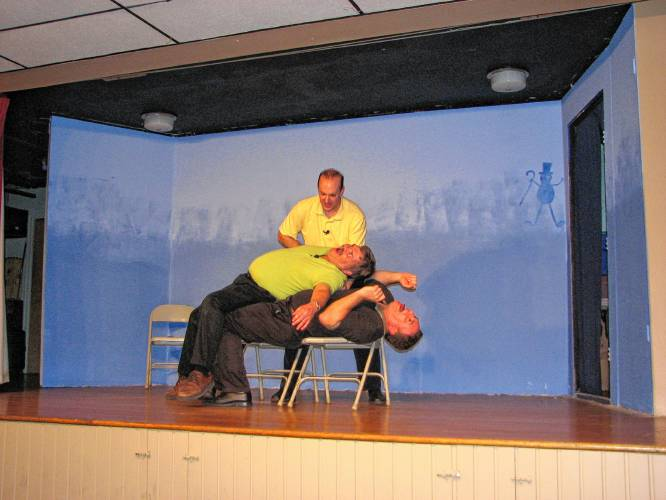 Valley News Highlights Valley Improv Keeps The Show Moving At