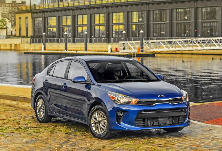 Auto Review: 2018 Kia Rio