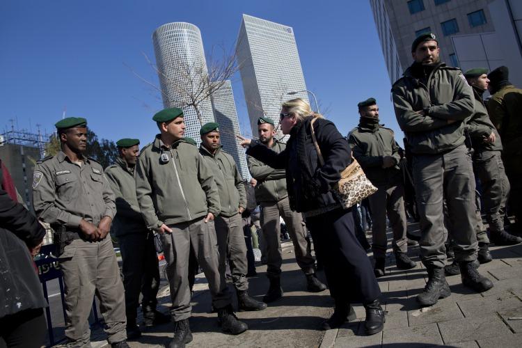 Valley News - Israel Torn Over Verdict
