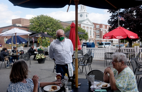 With winter on the way, restaurants brace for the end of outdoor dining