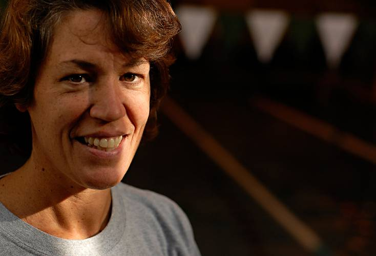 Valley News Moving From Sea To Land Uvac Swim Coach Raynolds