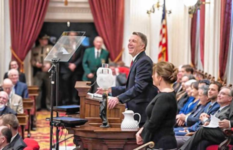 Valley News - Scott Changes Course on Taxes, Fees in Budget