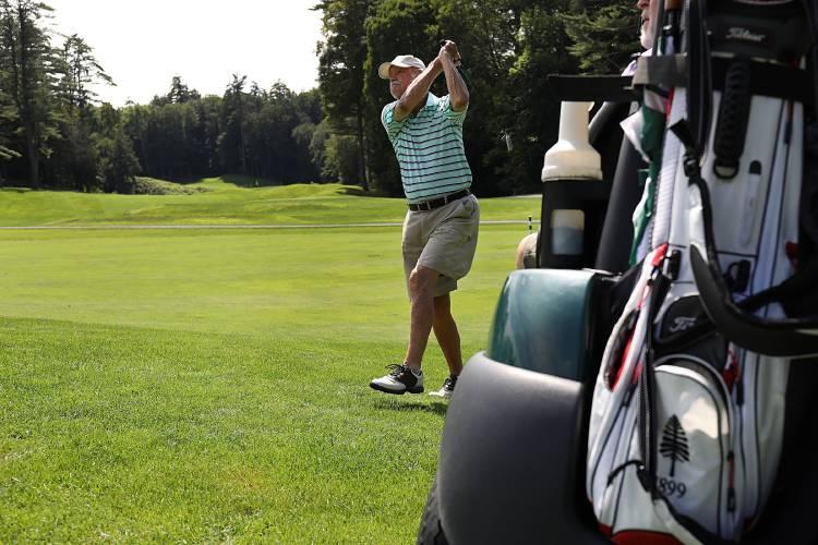 Predating rules of golf