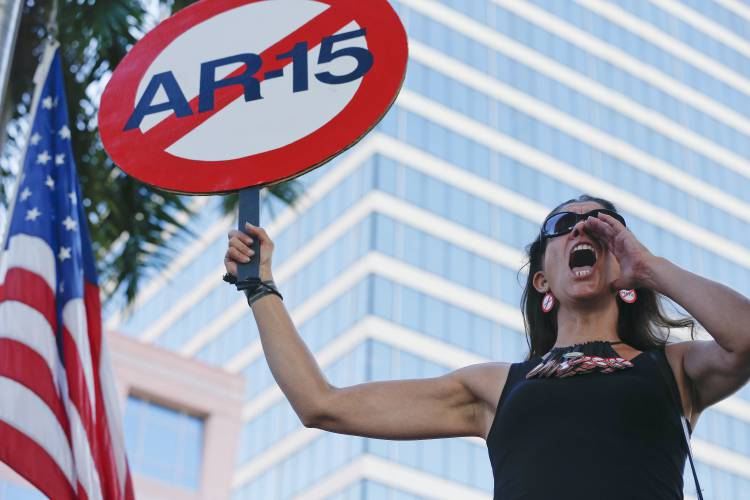 Valley News - Analysis: Congress Banned Assault Weapons in