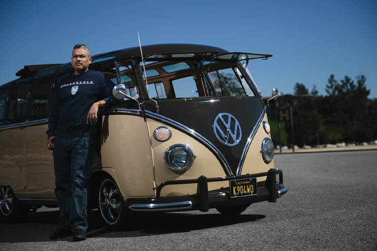 Excellent Valley News Iconic Vw Bus A Hot Collectible Evergreenethics Interior Chair Design Evergreenethicsorg