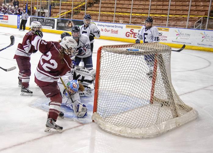 Valley News Hanover Girls Hockey Stretches Nhiaa Reign To Nine Years